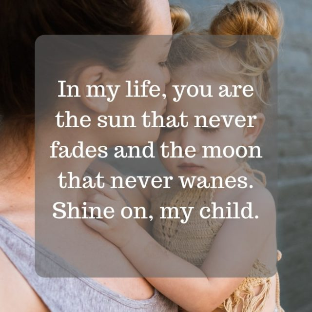 Early Relationship Quotes: 10 Best Mother And Child Quotes